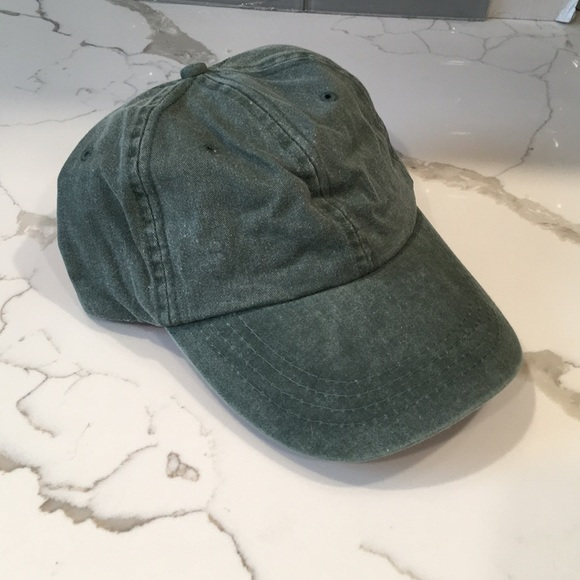 fe984417a80 Dad Hat Garment Washed Faded Plain Adjustable